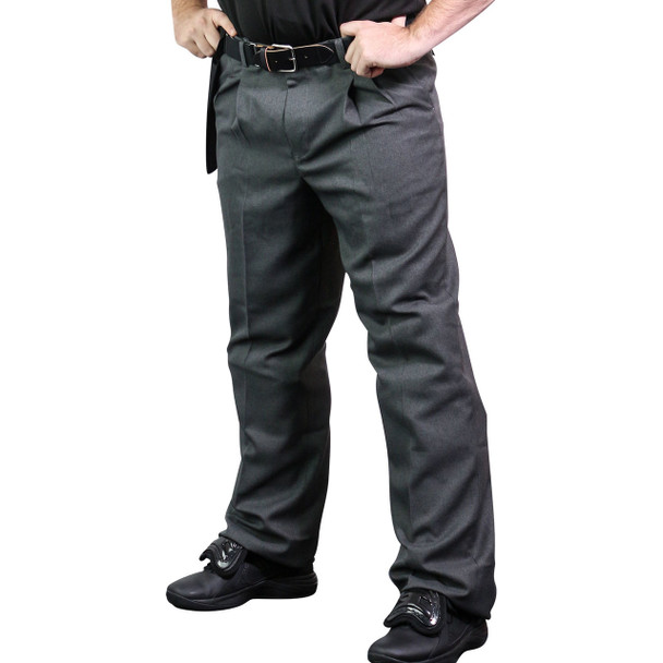 Champro The Field Baseball / Softball Umpire Pants - Grey