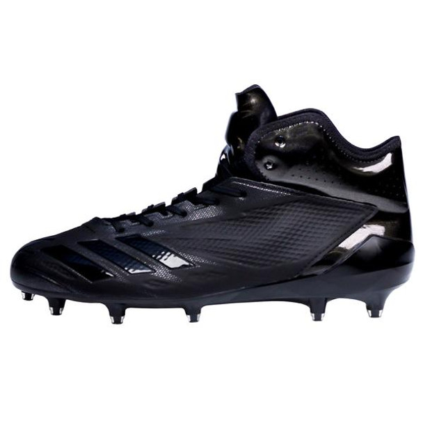 7a3d03e1270 Adidas Adizero 5-Star 6.0 Mid Football   Lacrosse Men s Cleats BW0698 ...