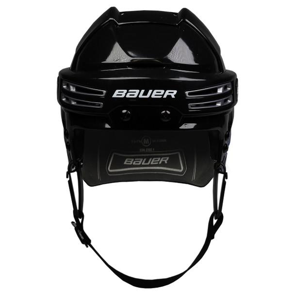 Bauer Re-AKT 75 Senior Ice Hockey Helmet - Black, Silver