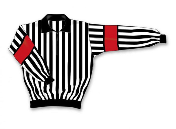 Ak Referee Jersey Series RJ200 - Optional Snap on Armband (Not Included)