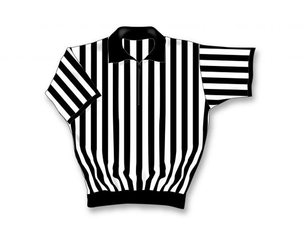 AK Referee Jersey Series RJ125 - Short Sleeve