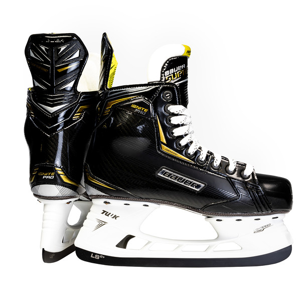 Bauer S18 Supreme Ignite Pro SMU Junior Hockey Skates