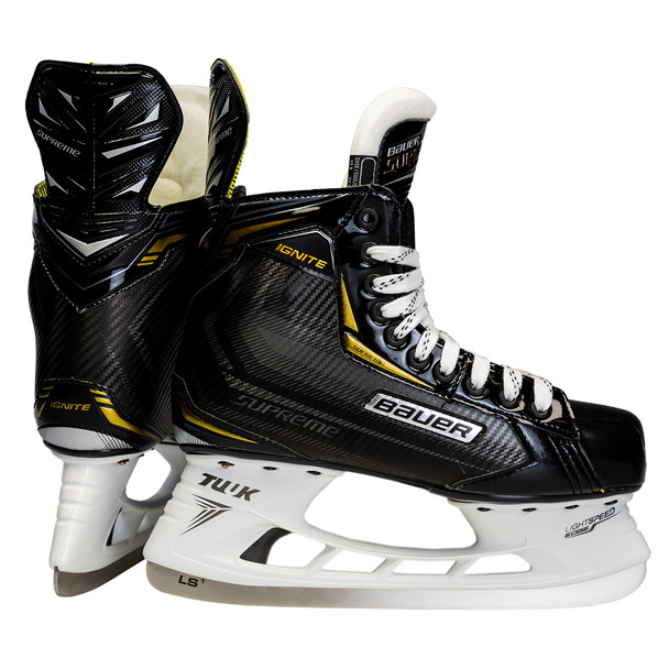 Bauer S18 Supreme Ignite SMU Senior Hockey Skates