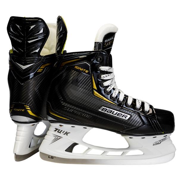Bauer S18 Supreme Ignite SMU Junior Hockey Skates