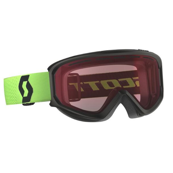 Scott Fact Adult Ski / Snowboard Goggles - Green / Illuminator Lens