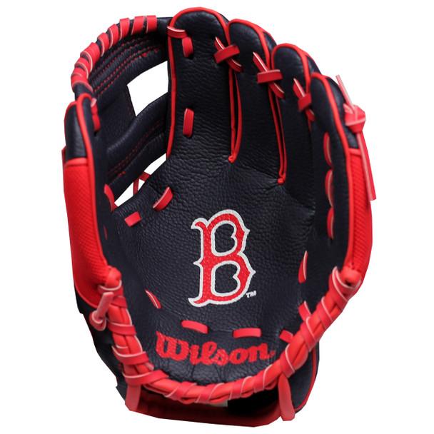 "Wilson A200 MLB Teams 10"" All Positions Youth Baseball Glove"