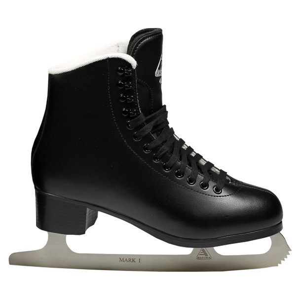 Jackson JS452 Men's Figure Skates with Mark I Blade - Black