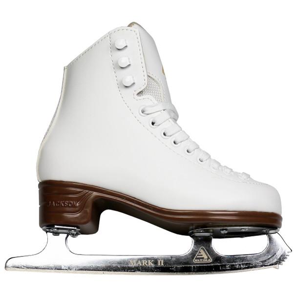 Jackson Misses' Excel Girls' Figure Skates with Mark II Blades