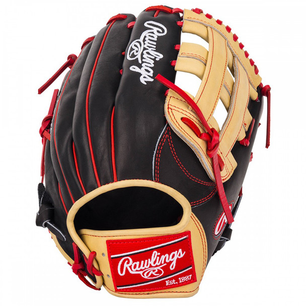 "Rawlings Heart of the Hide 12.75"" PROBH34 Baseball Glove"
