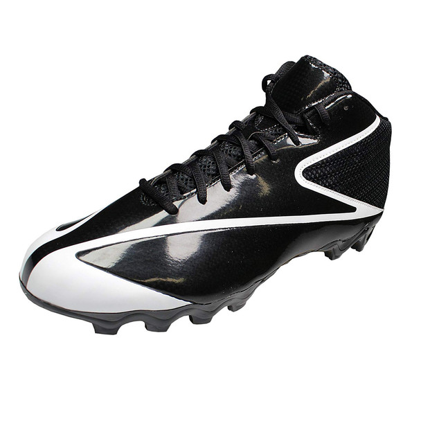 Reebok Prozig M5 Mid Men's Football Cleats V48140 - Black, White