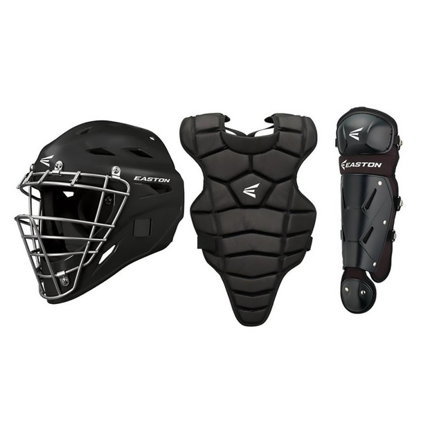 Easton M3 Youth Baseball Catcher's Set - Black