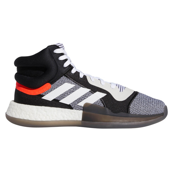Adidas Marquee Boost Men's Basketball Sneakers BB7822 - Black, Gray