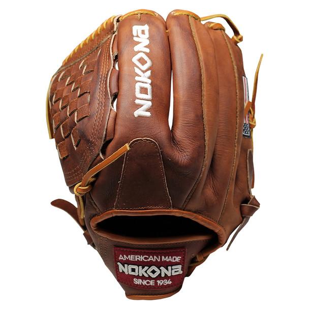 "Nokona Walnut 13"" All Positions Baseball Glove"