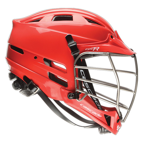 Cascade 48 Hour Factory Custom CPV-R Lacrosse Helmets - One Size Fits Most