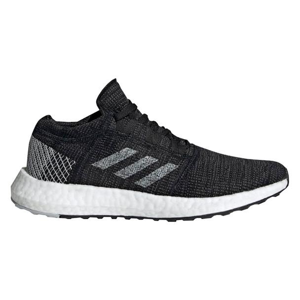 Adidas PureBOOST Go Women's Running Sneakers B75822 - Black, Gray, White