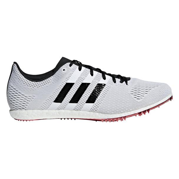 Adidas Adizero Avanti Men's Track & Field Shoes B37486 - White, Black, Red
