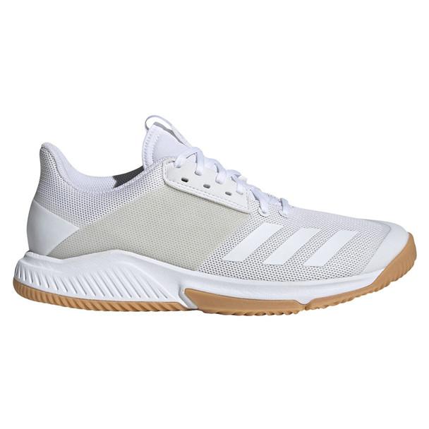Adidas Crazyflight Team Women's Volleyball Shoes D97700 - White, Gum