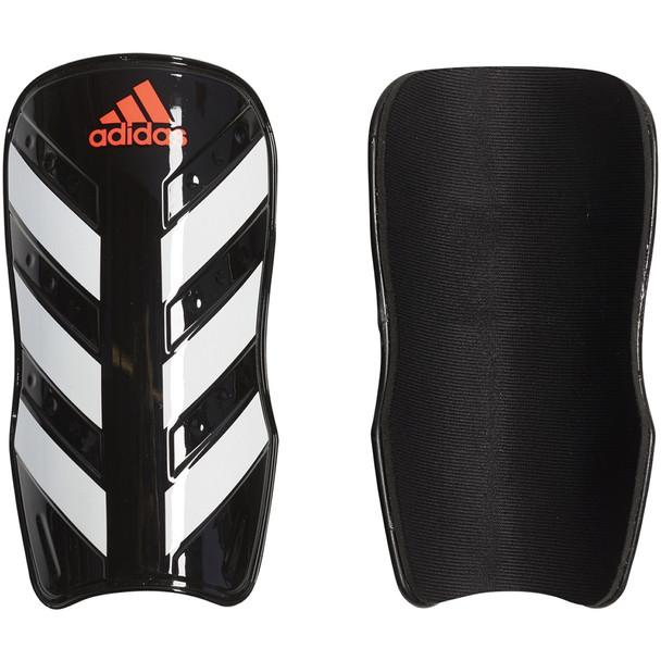 Adidas Everlesto Youth Soccer Shinguards CW5577 - Black, White, Red