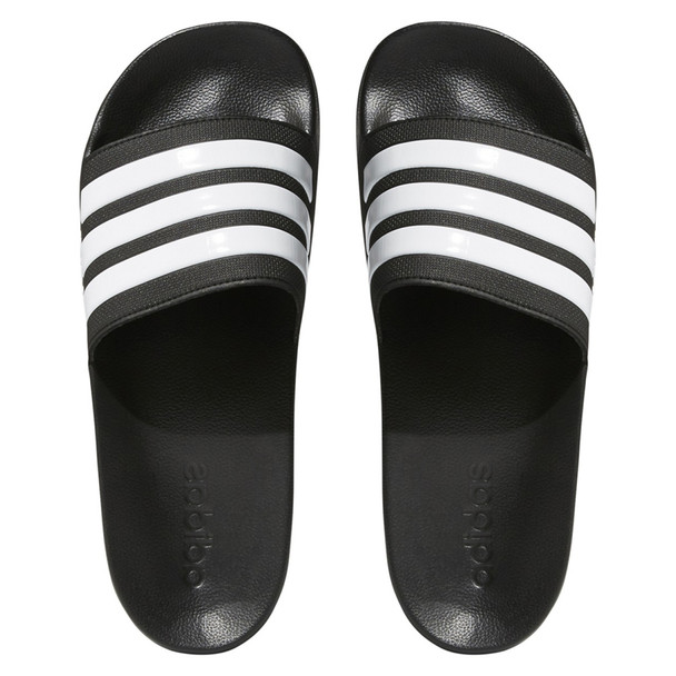 Adidas Adilette Shower Sandals AQ1701 - Black, White