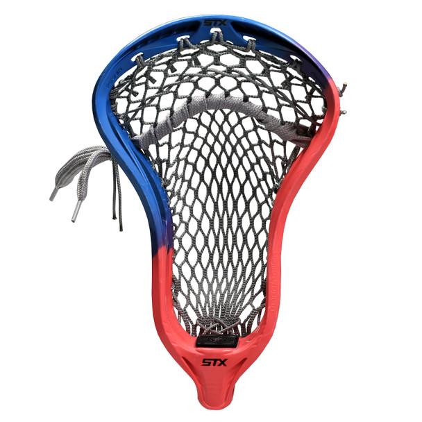 STX Ultra Power Custom Strung Lacrosse Head - Whale Fade