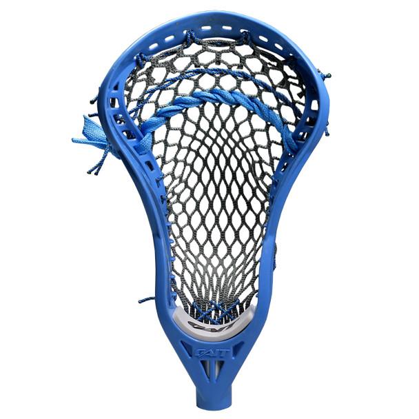 Gait Torque Custom Strung Lacrosse Head - Carolina