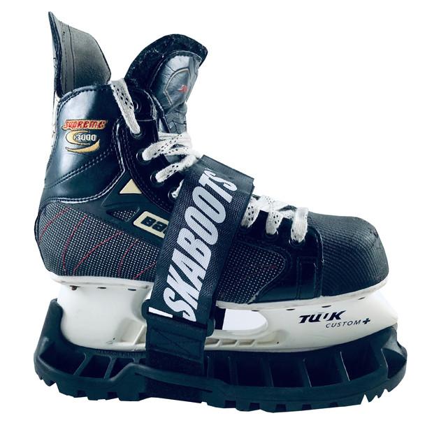 Skaboots Walkable Ice Skate Guards - Black