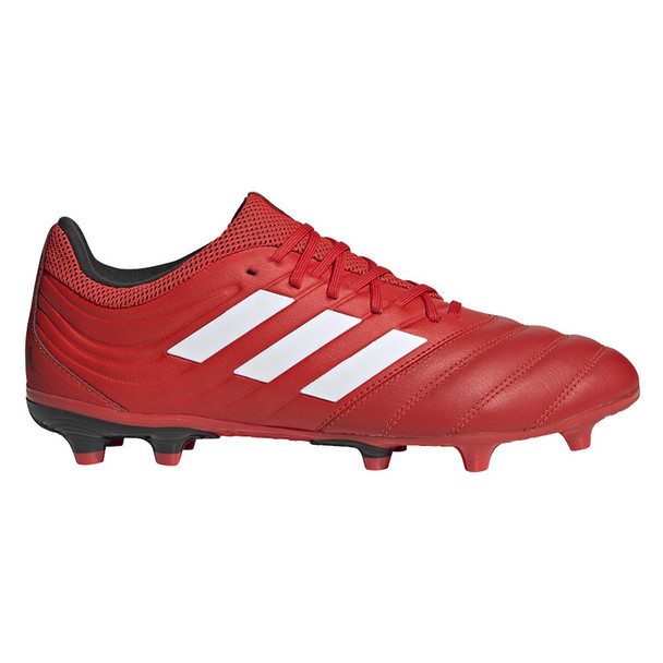 Adidas COPA 20.3 FG Adult Soccer Cleats G28551 - Red, White