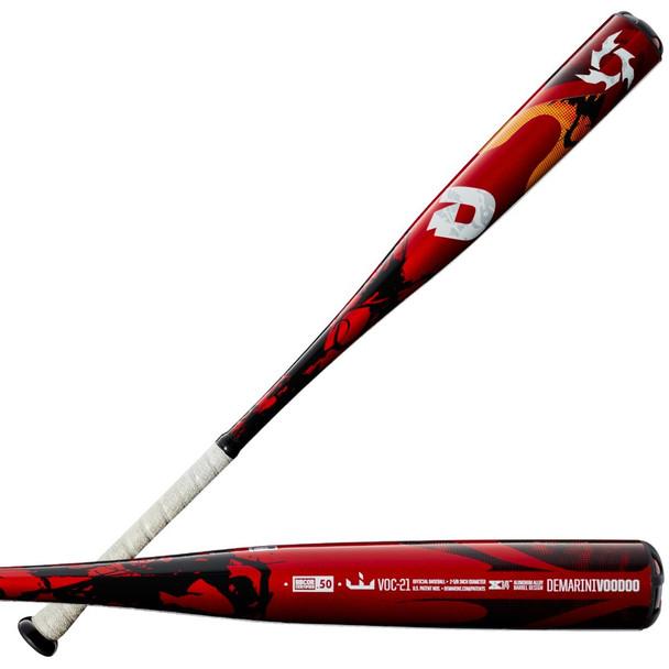 Demarini Voodoo One (-3) BBCOR Baseball Bat - Various Lengths