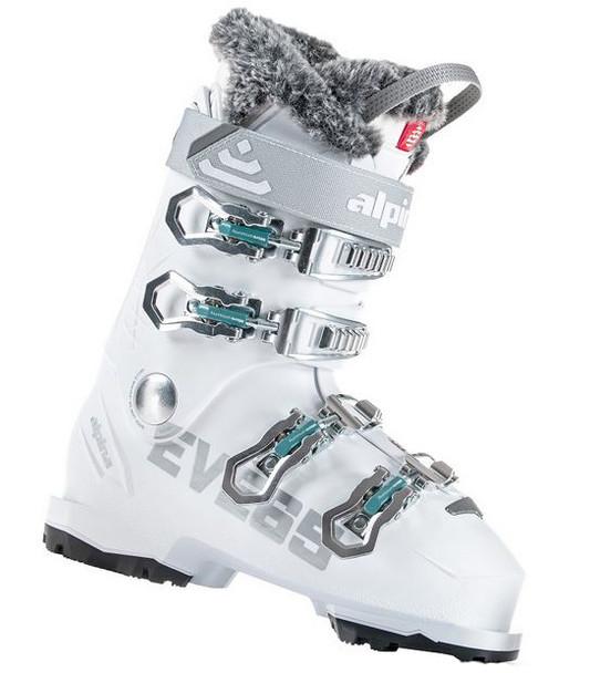 Alpina Eve 65 Women's All-Mountain Ski Boots - White