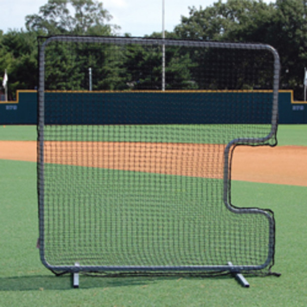 Trigon Sports ProCage Softball Pitcher C-Screen