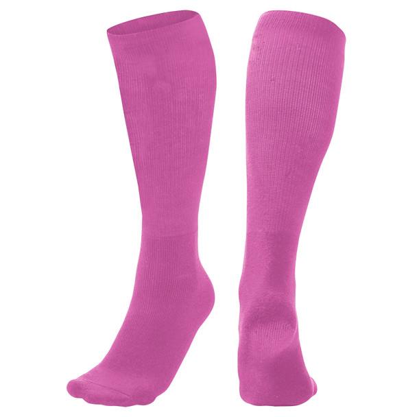 Champro Multi Sport Adult Socks - Bubblegum Pink