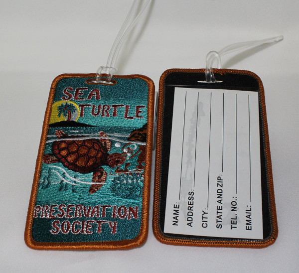 STPS Luggage Tags
