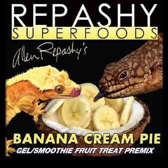Repashy, Repashy Superfoods, Banana Cream Pie 3 oz JAR