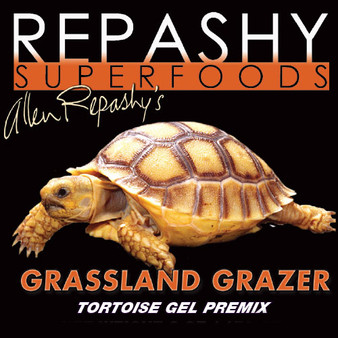 Repashy Superfoods Grassland Grazer 3 oz JAR, Tortoise food