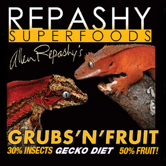 Grub N' Fruit Gecko Diet, Repashy, Repashy Superfoods