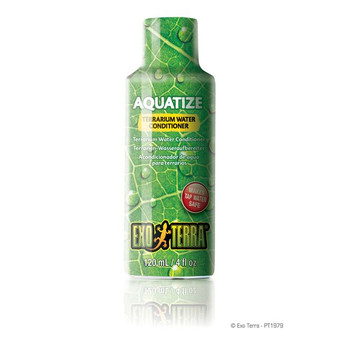 Exo Terra Aquatize Water Conditioner 4 oz