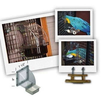 Cages By Design Friendly Feeder Systems