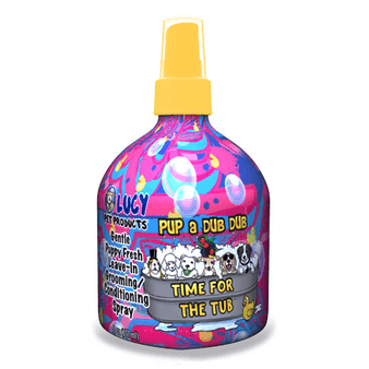 PupaDubDub™ Leave-in Conditioning Spray, Lucy Pet