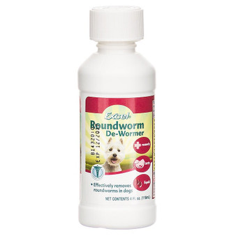 Excel Roundworm De-Wormer for Dogs