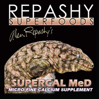 Repashy, Repashy Superfoods, SuperCal MeD