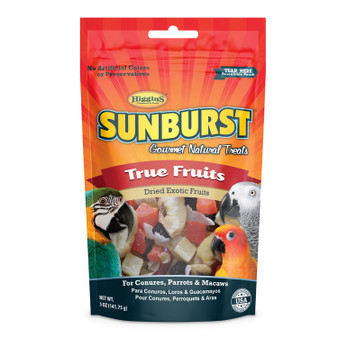 Sunburst True Fruits, Bird Treats