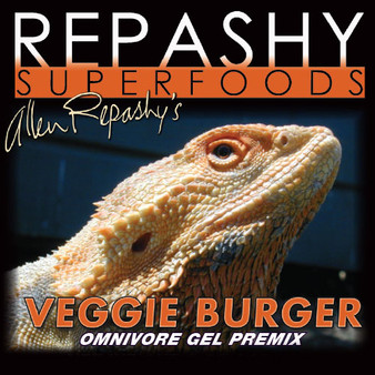 Repashy, Repashy Superfoods, Veggie Burger