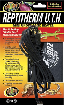 Zoo Med ReptiTherm Under Tank Heater (U.T.H.)