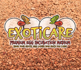 Exoticare Premium Egg Incubation Medium