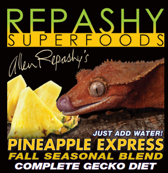 Repashy, Repashy Superfoods, Crested Gecko, Pineapple Express