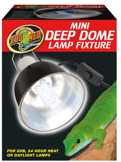 Mini Deep Dome Lamp Fixture