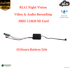 DIY KIT Do it Yourself Hidden WIFI Full HD Night Vision Camera