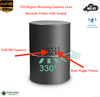 1080p HD Wireless WIFI Hidden Spy Night Vision Camera Bluetooth Speaker with Audio