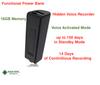 Voice Activated Mini Hidden Voice Recorder in Power Bank