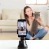 Object Facial Tracking Rotating Phone Holder Vlog Shooting